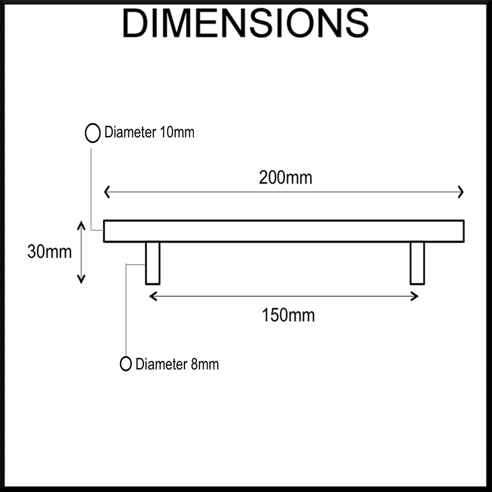 200mm-cabinet-handle-dimension
