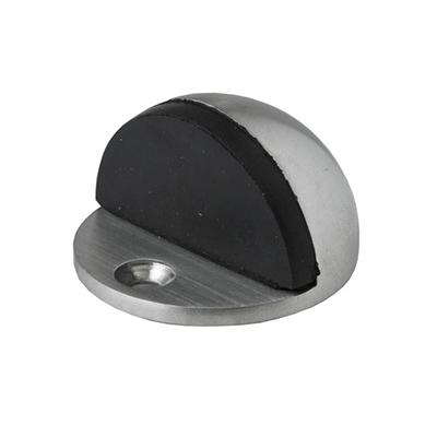 floor mounted door stopper, rubber door stop, door stops - designer doorware, door hardware